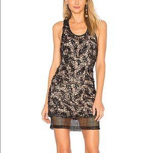 Revolve X by NBD Sequin Party Dress
